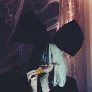 Officially Licensed Sia Two Tone Costume Wig